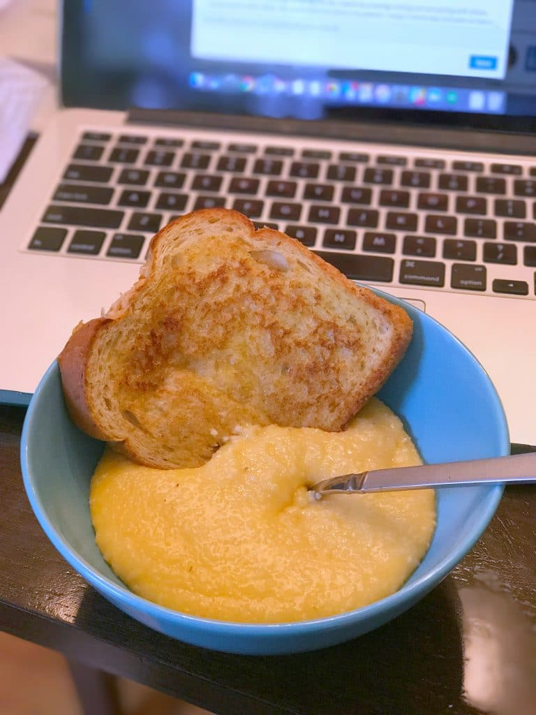 Love Is a Bowl of Cheese Grits