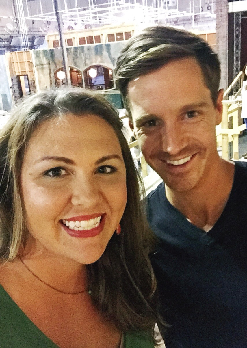 Meeting Logan Echolls aka Jason Dohring